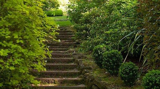 Woolrich Historic Garden Accommodation: Woolrich Retreat Gardens