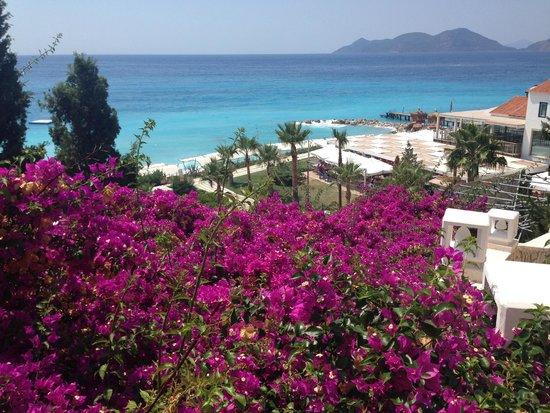 SENTIDO Lykia Resort & Spa: View from pool