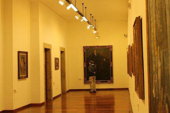 Museo do Pobo Galego: Pinturas