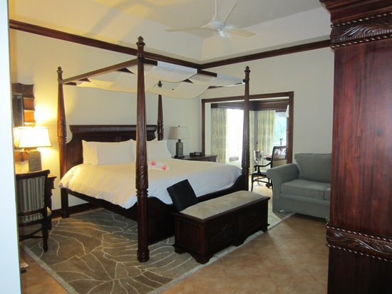 Sandals Montego Bay : Room from entrance