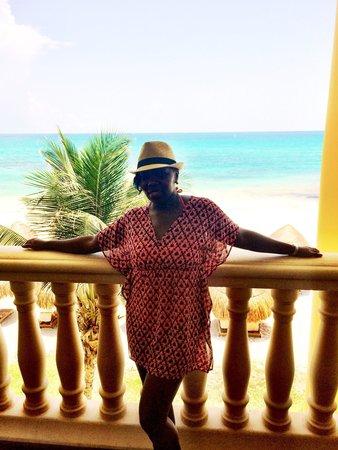 Iberostar Grand Hotel Paraiso: Balcony