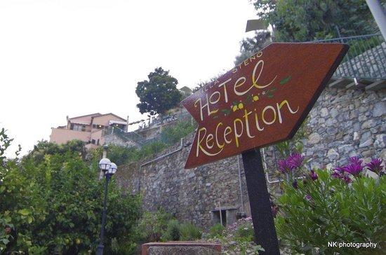 Hotel Villa Steno: Some of the property