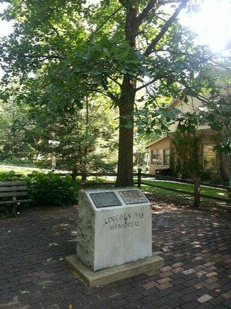 Lincoln Oak Memorial