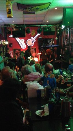 The Fish House: Blues!!!