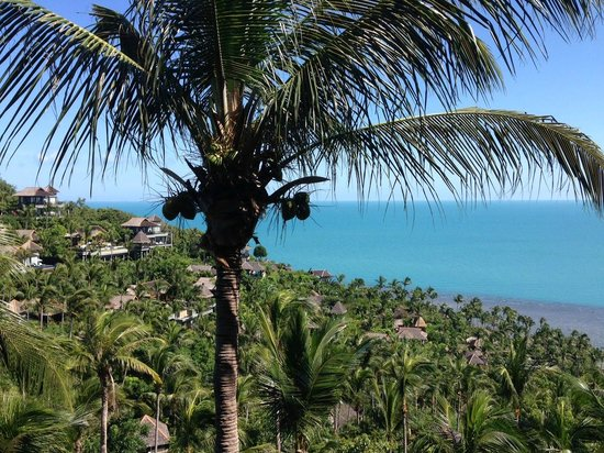 Four Seasons Resort Koh Samui Thailand : Sea view