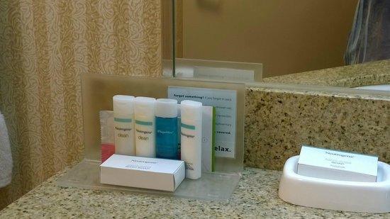 Hampton Inn Toledo South Maumee : Neutrogena products