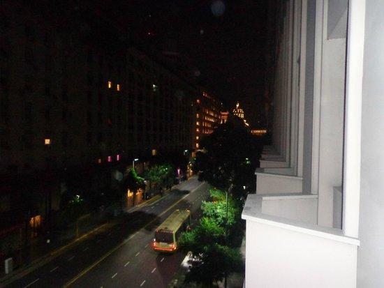 HR Luxor Buenos Aires: Vista habitacion tercer piso