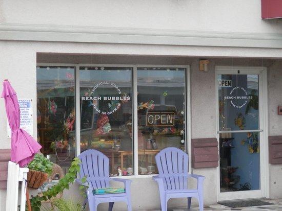 Beach Bubbles Cayman: Beach Bubbles New Shop !