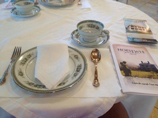 Hopsewee Tea Room
