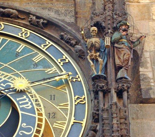 Old Town Hall and Astronomical Clock : Astronomical Clock Prague