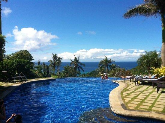 Hotel Soffia Boracay Pool View