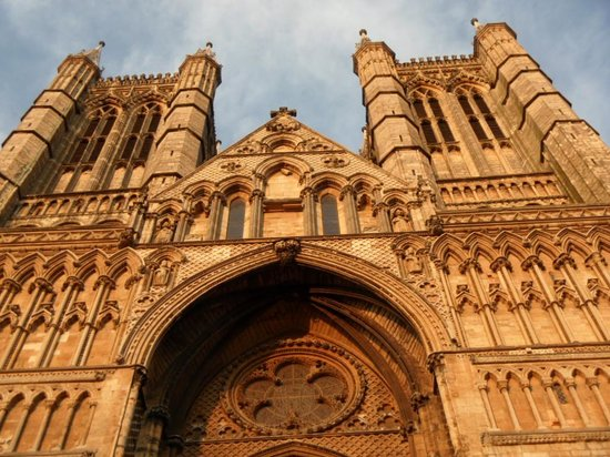 Lincoln Cathedral: Awesome!