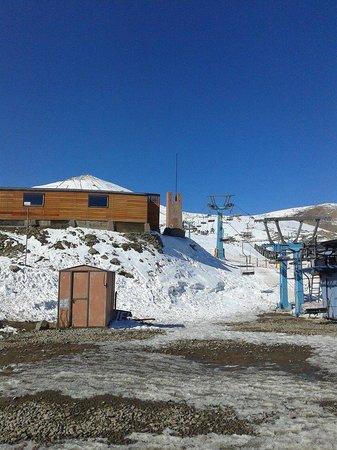 El Colorado Ski Center: Acesso