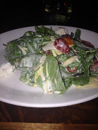 Nove Shaved Artichoke Salad