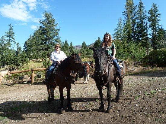 Crossed Sabres Ranch: trails