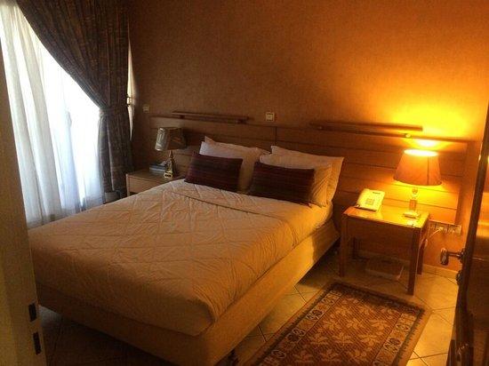 Niloo Hotel: Спальня