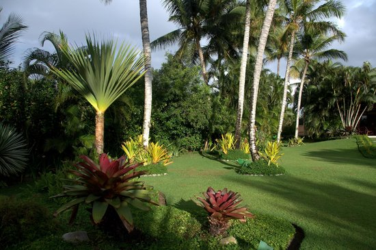 Villas de Trancoso: Hotel grounds