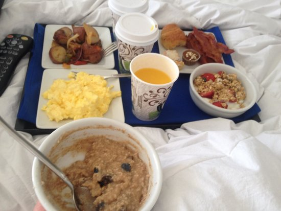 Marriott Stanton South Beach: Breakfast