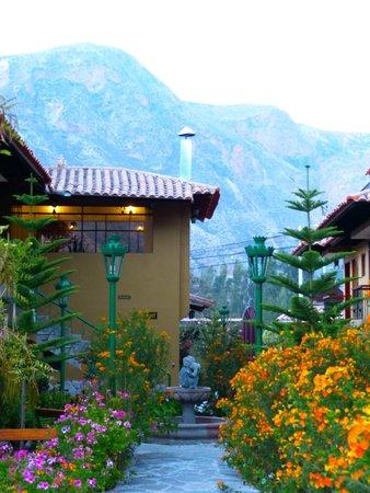 Hotel Mabey Urubamba : Parque