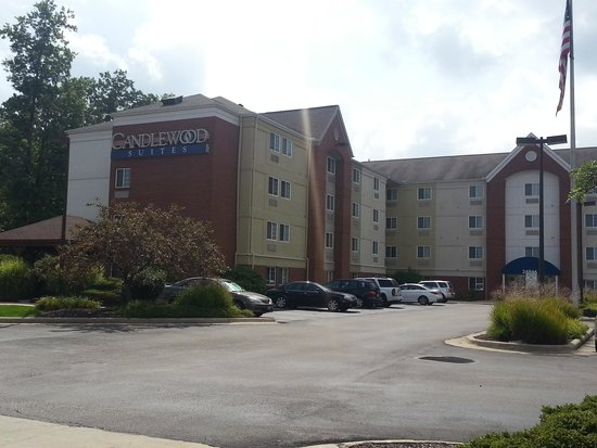 Candlewood Suites Cleveland North Olmstead: Candlewood Suites Hotel