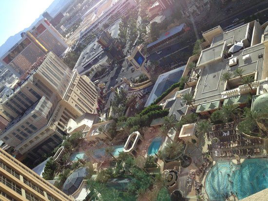 The Palazzo Resort Hotel Casino: The Palazzo view