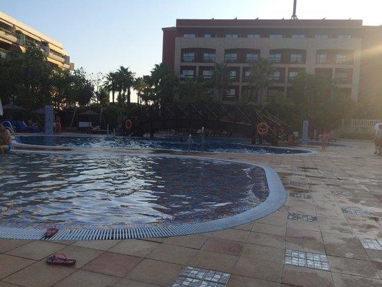 Barceló Marbella: Piscina infantil