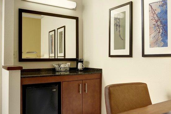 Οντάριο, Καλιφόρνια: Dry Bar included in all guest rooms at Hyatt Place Ontario