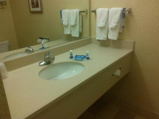 Fairfield Inn & Suites Las Vegas South: bathroom