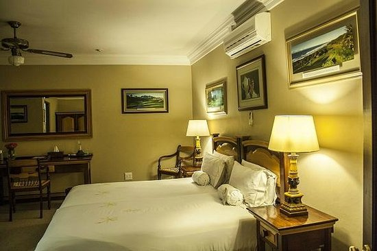 The Woodpecker Inn: Luxury Double Executive Room