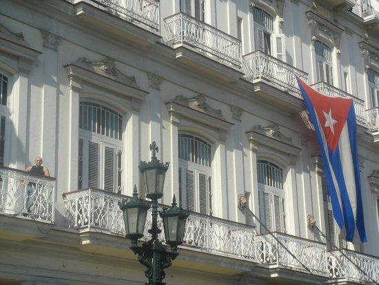 Hotel Inglaterra: Отель