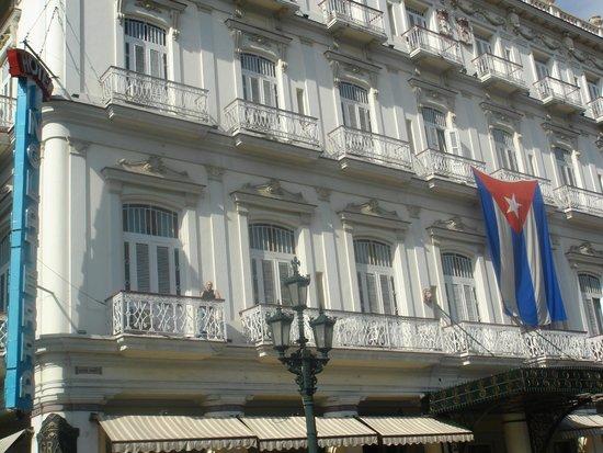 Hotel Inglaterra: Куба