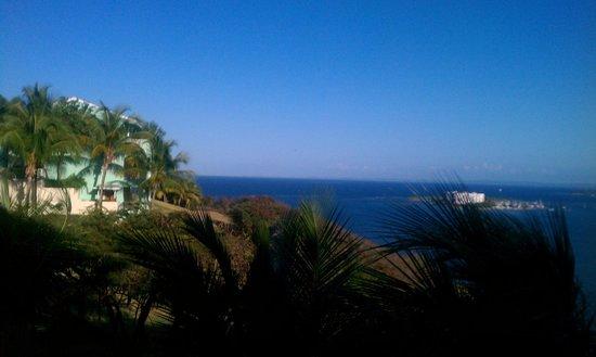 Las Casitas Village, A Waldorf Astoria Resort: View from the casita