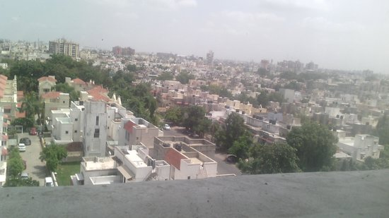 Cambay Grand Ahmedabad : view from #604