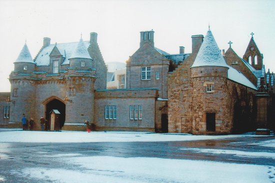 Palace of Holyroodhouse: Palace Front