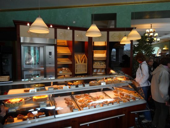 Singer Cafe : La pastelería