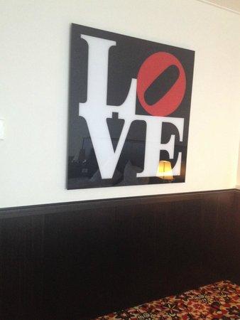 Van der Valk Hotel Den Haag-Nootdorp : Sleeping room art