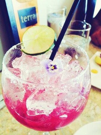 TERRA : Cherry Margarita