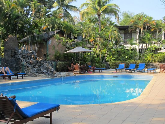 Tanoa International Hotel : Tanoa pool