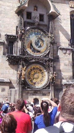 Astronomical Clock: Jam dan Kalender Astronomi
