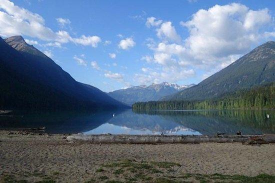 Birkenhead Lake Provincial Park: Lake view