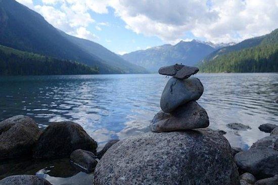 Birkenhead Lake Provincial Park: Sockeye Creek
