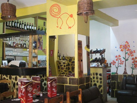 Yellow Pepper Bar and Restaurant: el ambiente #1