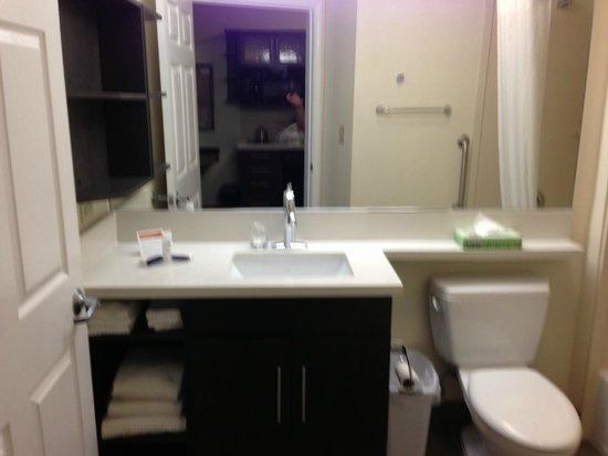 Candlewood Suites Arundel Mills / BWI Airport: Bathroom 2