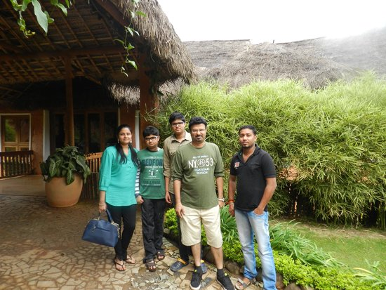 Banasura Hill Resort: Entrance to resort