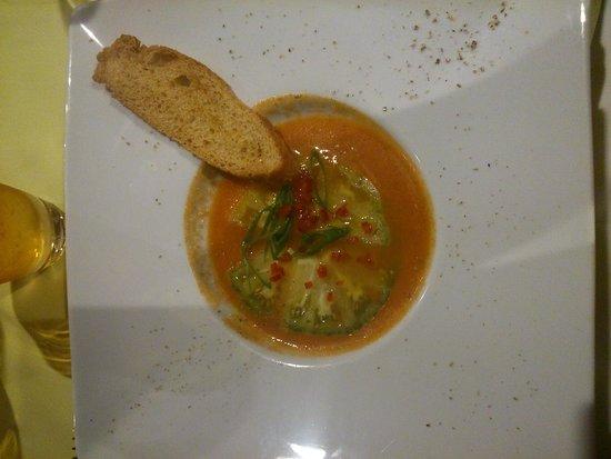 L'ane Rouge : une soupe fabuleuse