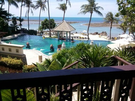 Centara Villas Samui: View from room 318