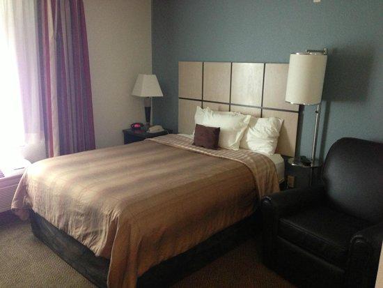 Candlewood Suites Las Vegas : Bed