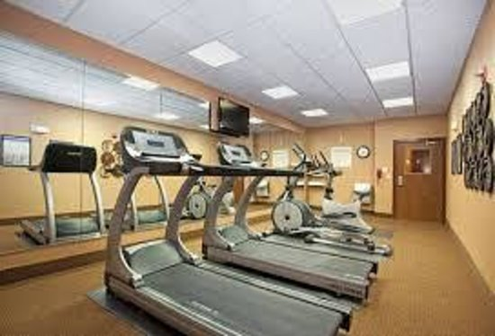 Holiday Inn Express Hotel & Suites Pueblo North: Fitness Center