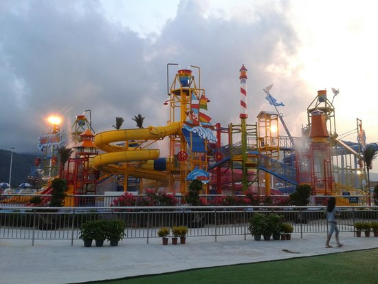 Pingyang County, Kina: Kids area
