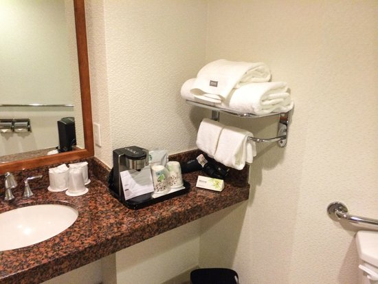 The Westin Bonaventure Hotel & Suites: Very well equipped.